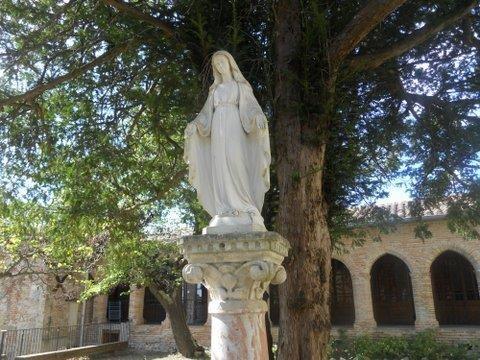Marie - cloître Fanjeaux